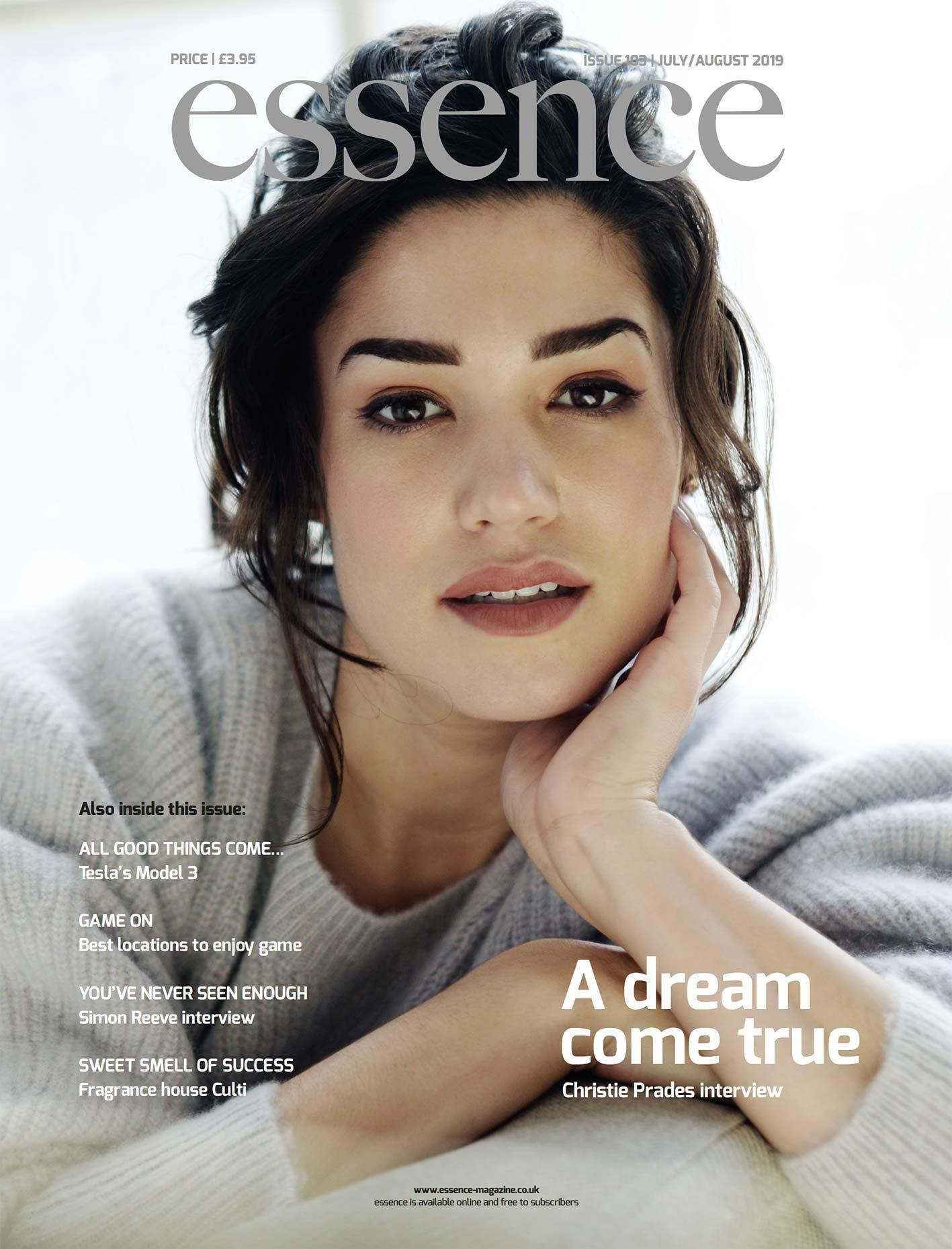 Welcome to essence magazine