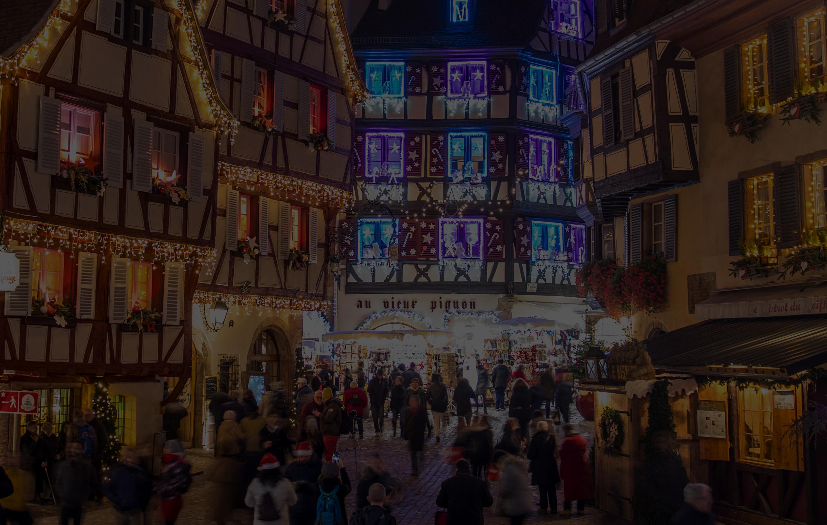 Illuminating Nativity On Tokay >> Travel Noel Tourism